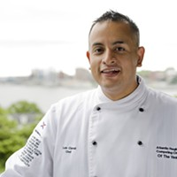 Luis Clavel welcomes you to The Table