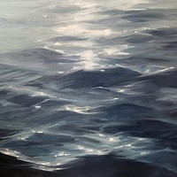 <i>Sea Level</i>  by Katharine Burns