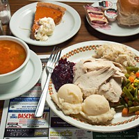 Gobblefest: 11 Thanksgiving dinners to try