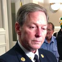 Fire chief Doug Trussler to retire next summer