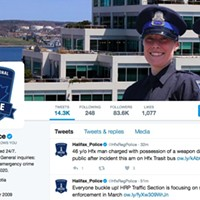Police accidentally release social media passwords to The Coast