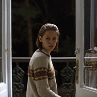 Kristen Stewart waits for a ghost in <i>Personal Shopper</i>