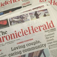 <i>Chronicle Herald</i> buys all TC newspapers in Atlantic Canada