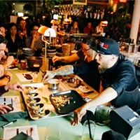 Two local chefs face off at BattleApps