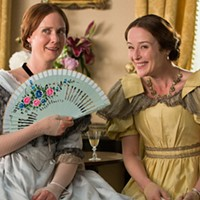 Cynthia Nixon astonishes in <i>A Quiet Passion</i>