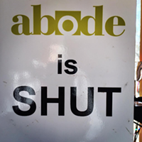 Abode Boutique is closing