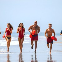 <i>Baywatch</i> is exactly what you expect