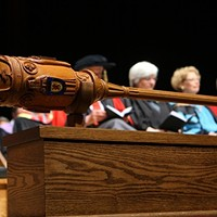 Dalhousie takes another swing at replacing ceremonial mace