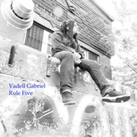 LISTEN TO THIS: Vadell Gabriel's new maxi-single
