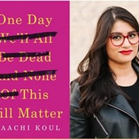 Save the date: Scaachi Koul is coming to Halifax