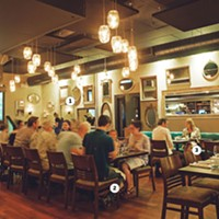 A look inside Chives' latest renovation