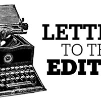 Letters to the editor, August 31, 2017