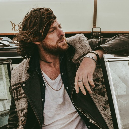 Matt Mays does his broody rockstar thing at the Scotiabank Centre this January. - SONICENTERTAINMENTGROUP.COM SCREENSHOT