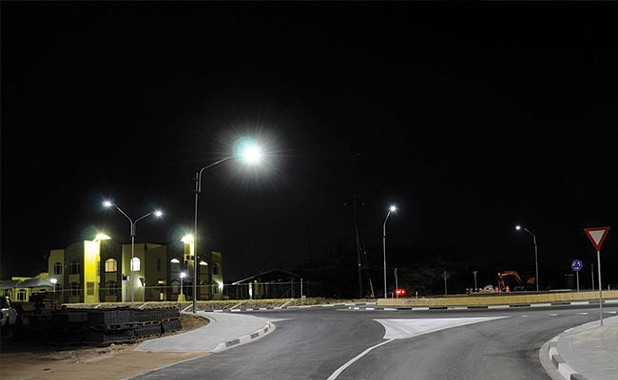 Nova Scotia's Health Authority is currently compiling a report on the impact of the LED bulbs' brighter, bluer lighting. - VIA LED ROADWAY ON TWITTER