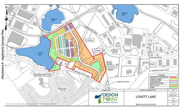 Armco's plans for the company's new development. - VIA HRM