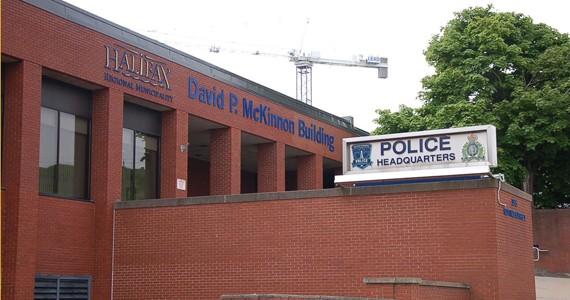 Halifax Regional Police headquarters on Gottingen Street. - THE COAST