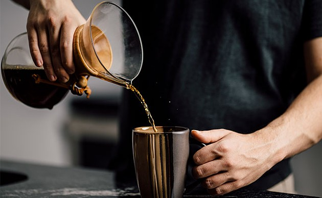 The joy of that first cup colours the work that comes after. - RACHEL MCGRATH