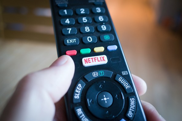 Netflix and chill? - VIA ISTOCK