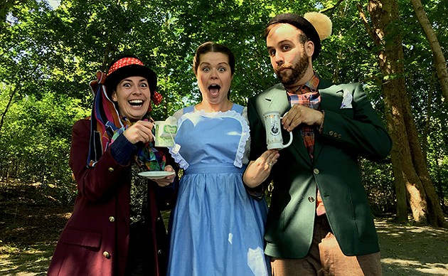 Shakespeare by the Sea does Alice in Wonderland  - SUBMITTED
