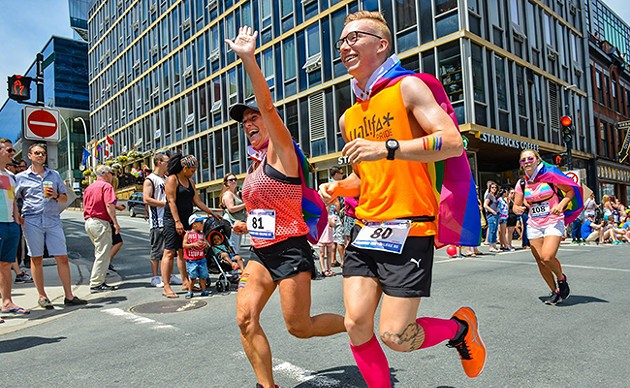 The Rainbow Pride Run takes place July 21 - STOO METZ VIA NORTH END RUNNERS
