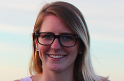 Jenny Lugar wraps up her work as the sustainable cities coordinator at the Ecology Action Centre this September, after which she'll be joining the planning team at WSP. - SUBMITTED