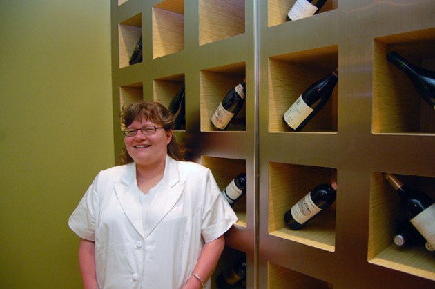 In 2009, when she retired as The Coast's restaurant critic, Liz Feltham allowed herself to be photographed.