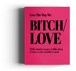 """Everything about it should be classy, except the content,"" was Christine Oreskovich's vision for the Bitch book."