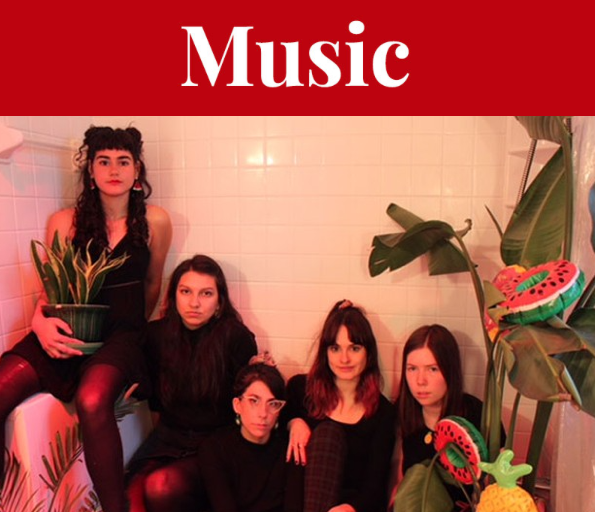 Dream-pop outfit Juice Girls is back on the scene after wowing at the 2018 Halifax Pop Explosion. See them in action for yourself at this weekend. - SUBMITTED PHOTO