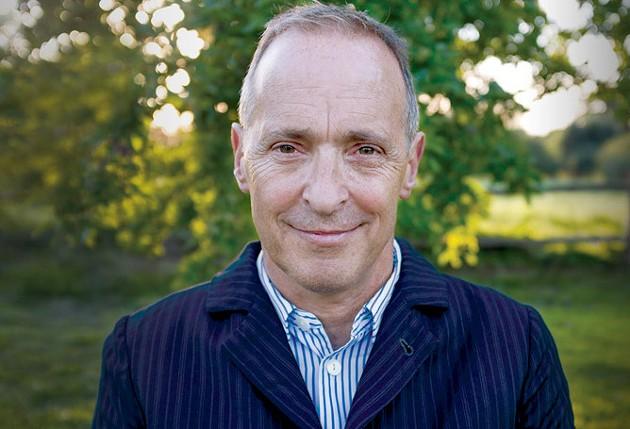 David Sedaris appears at the Rebecca Cohn on Audust 6. - INGRID CHRISTIE
