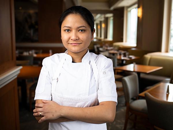 For Novo, food is a creative freedom of expression and form of storytelling. - RACHEL MCGRATH