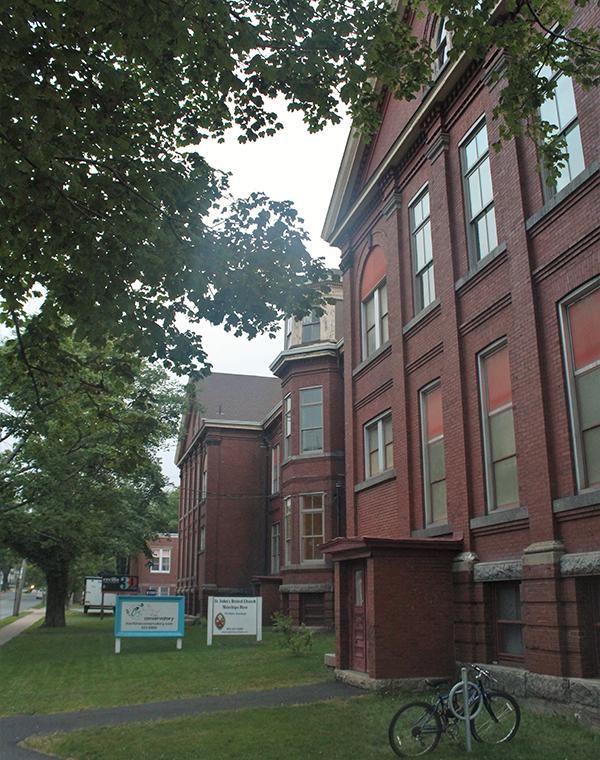 The MCPA's building dates to 1910. - VICTORIA WALTON
