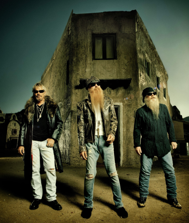 ZZTOP.COM SCREENSHOT