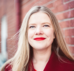 Martha Paynter is a registered nurse and a PhD Candidate at the Dalhousie University School of Nursing. She is a Trudeau Scholar and the founder of Women's Wellness Within, a registered non-profit supporting reproductive rights for incarcerated people in Nova Scotia. - MO PHUNG