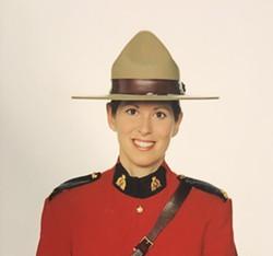 Heidi Stevenson - NS RCMP