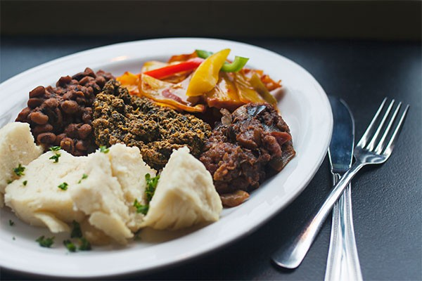Mary's African Cuisine is a must-visit in downtown Halifax - LENNY MULLINS