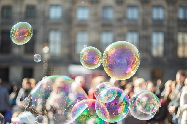 He popped the family bubble, but Stephen McNeil has other bubbles in the works to bring visitors to Nova Scotia. - PIETER ON UNSPLASH