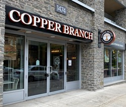 COPPER BRANCH INSTAGRAM