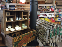 The Earltown General store in Tatamagouche is stocked with all the essentials and homemade goods you'll ever need. - SUBMITTED