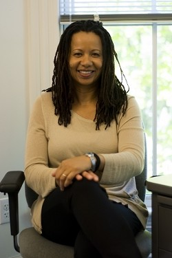 """Art historian Charmaine Nelson left her teaching job at McGill after 17 years to come to Halifax, crediting Mac Namara's leadership as """"one of the key reasons that I decided to accept NSCAD's offer."""" - MCGILL.CA"""