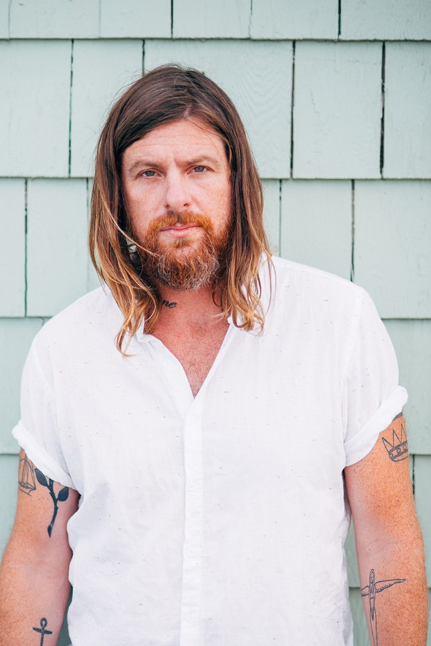 Matt Mays is coming to save your summer—once his 14-day quarantine from Ontario is over. - DEVIN MCLEAN