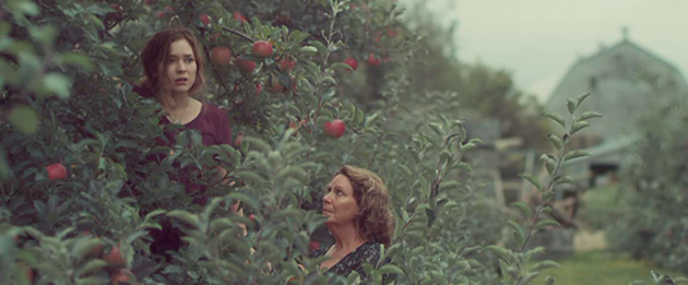 A still from Splinters, the Annapolis Valley-set tale of a woman's turbulent relationship with her mother. The movie—directed by legendary Halifax director Thom Fitzgerald—plays at Neptune Theatre starting Friday. - FILM STILL