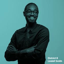 Councillor Lindell Smith