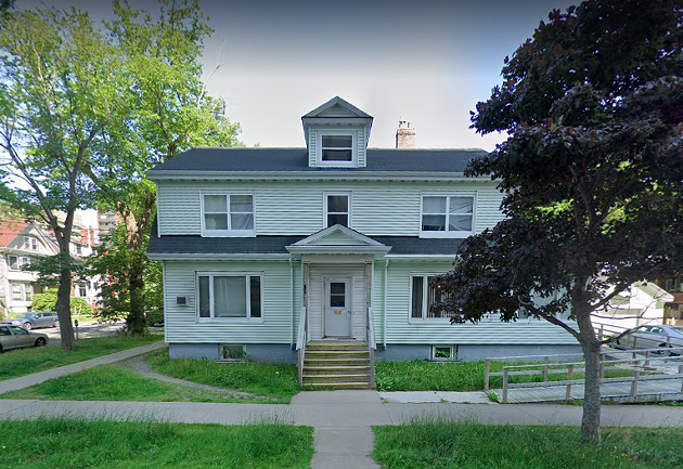 This property in Halifax's south end will become a 30-bed shelter, with 17 longer-term beds. - GOOGLE MAPS SCREENSHOT