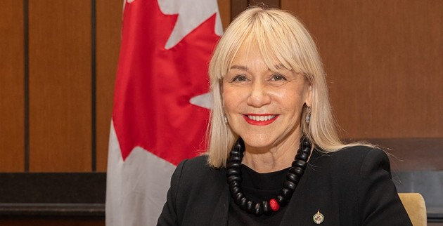 """""""My very first priority as a member of parliament was to introduce the bill as a national strategy,"""" Lenore Zann says. - LENOREZANN.CA"""