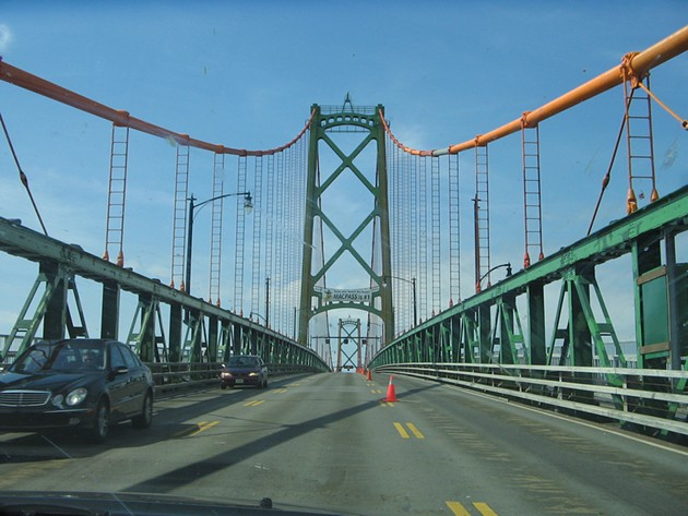 The Macdonald Bridge. - FLICKR