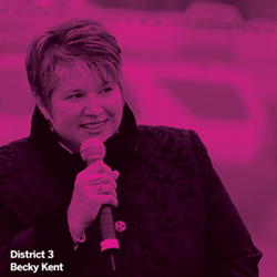 Councillor Becky Kent