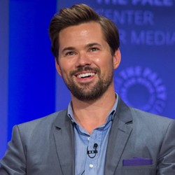 Certified dreamboat Andrew Rannells. - IDOMINICK, CC BY-SA 2.0, VIA WIKIMEDIA COMMONS