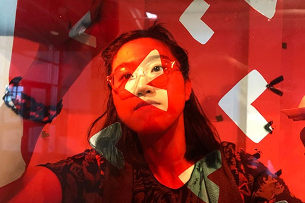 "Jenny Yujia Shi's work is inspired by her ""immigration limbo."" JENNYSHIYUJA.COM"