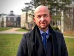 Robert Huish studies stigma in Nova Scotia. - SUBMITTED