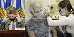 COVID cases and news for Nova Scotia on Saturday, May 15